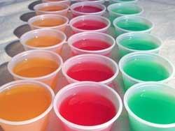 Jell-O shot recipes