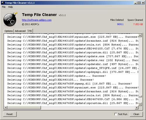 Tfc Temp File Cleaner Windows 10 | Diydry.co