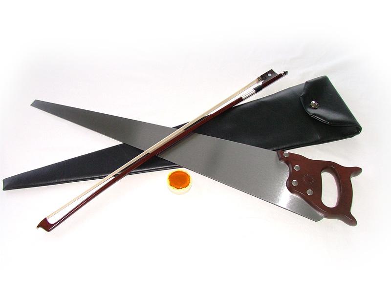 Part 5: experimental instrument exposé – Musical Saw