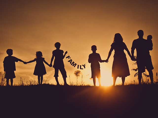 Family, Love, Acceptance