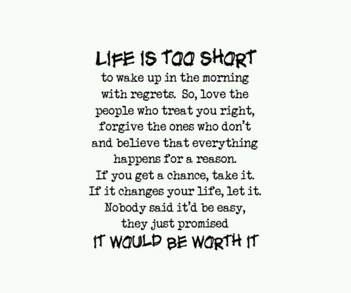 Worth It Love Quotes: JD's World