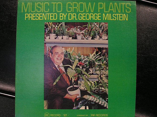 Music to Grow Plants