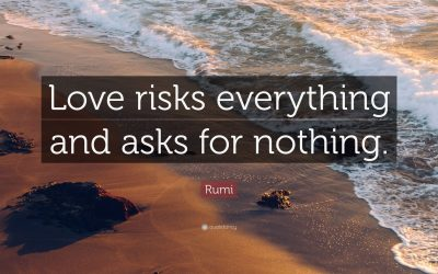 Love Risks everything